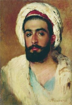 Bedouin - Konstantin Makovsky