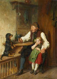 FELIX SCHLESINGER (GERMAN, 1833-1910)