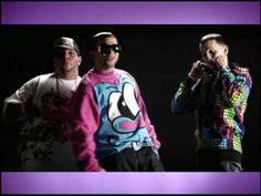 Music video by Angel Y Khriz performing Na De Na. YouTube view counts pre-VEVO: 9,503,963 (C) 2008 Machete Music / VI Music