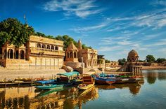JAISALMER –  Wish for an Arabian Nights experience with your loved one? Traversing through Sand Dunes, Desert Safari, Forts and Palaces, Palace on Wheels, Festivals, Local Music and Dance, topped with Art and Craft? Then Jaisalmer is just the right place.  visit us at : http://travelkida.com/