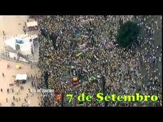 CHAMADA 7 de Setembro - O Brasil inteiro nas Ruas.