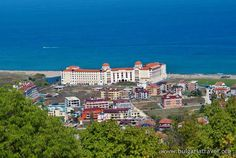 Obzor is a relatively small town located on the Bulgarian Seaside. It is a preferred place for a family summer vacation, offering large and clean beach- about 10 km long and 20 to 60 m wide. Especially beautiful are the southern beach and #Irakli.