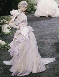 Christian Dior Haute Couture Fall 2005