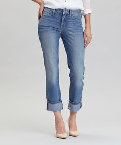 Another great find on #zulily! Aruba Bobbie Boyfriend Jeans - Women by NYDJ #zulilyfinds