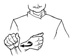 Any American Sign Language ASL