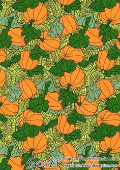 Pattern of pumpkin