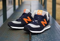 "Burn Rubber x New Balance 574 ""The Miggy"" • Highsnobiety"