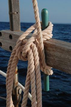 [ inspiration: sailing rope ]