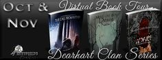 Dalene's Book Reviews: Dearhart Clan Series by Eri Nelson with Interview