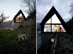 Cadaval & Sola-Morales House at the Pyrenees
