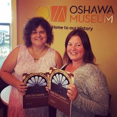 Until Day Dawns: Stories From Oshawa's Union Cemetery is now available in the #oshawamuseum gift shop! Authored by OM Staff Laura Suchan and photos by Melissa Cole.  #Oshawa #unioncemetery #ouroshawa #localhistory