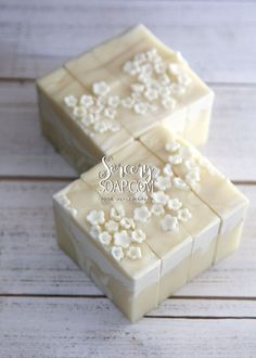 Midsummer Night's Soap - Elderflower Cold Process Soap