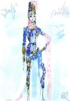 Retrospective:Christian Lacroix's Costumes for the Paris Opera Ballet