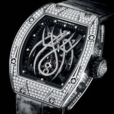 Richard Mille RM 19-01 Natalie Portman @DestinationMars