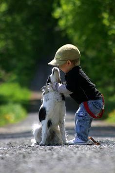 #BestFriends #Cute #ChildrenAndAnimals