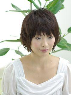 Wavy Short Japanese Hairstyles Short Hair Pinterest Japanese - Korean hairstyle on pinterest