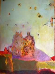 Our Stories, Aida Schneider Abstract Paintings, Landscape Paintings, Abstract Art, Odilon Redon, Native American Art, Abstract Expressionism, Painters, Figurative, Art History