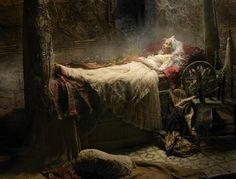 Oversleeping beauty