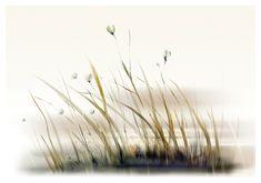 Obrazy na plotnie do salonu Zurawie Seria Shanghai - Nowoczesne obrazy do salonu i sypialni. Ręcznie zdobione. London, Survival, Herbs, Products, Water Colors, Flowers, Board, Floral Theme, Room Interior