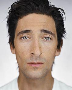 Martin Schoeller · Adrien Brody · 2003