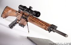 Gun Review: Windham Weaponry's Wood-Stocked VEX