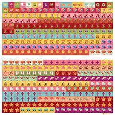 free academic planner stickers - Google Search