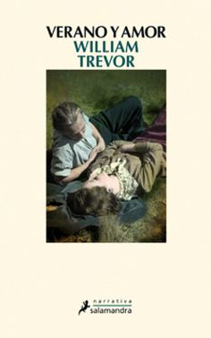 """""""Verano y amor"""" de William Trevor. Leído por los clubes de lectura de la Biblioteca Pública de Soria. http://rabel.jcyl.es/cgi-bin/abnetopac?SUBC=BPSO&ACC=DOSEARCH&xsqf99=1413856.titn.+"""