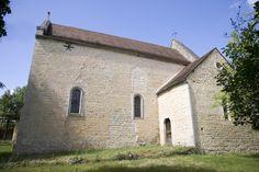 Eglise Saint-Barthélémy de Bouzic. Aquitaine