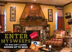 Would you like to celebrate Winter with some extra $$? Enter my December sweepstakes to win $600 in gift cards! For your chance to win, just click the link below! Enter now: http://read.n-play.com/gateway/sweepstakes/988532021292122