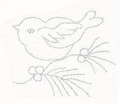 Vogel   Vogels en Vleermuizen   glittermotifs