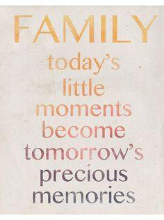 Family Memories Quotes. QuotesGram