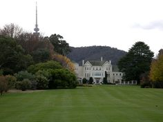 """Government House, Canberra, also known as """"Yarralumla"""", is the official residence of the Governor-General."""