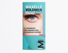 "Check out new work on my @Behance portfolio: ""Eyelash tratament brouchure"" http://be.net/gallery/56983553/Eyelash-tratament-brouchure"