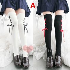 Profusion Circle Lovely Cartoon Animal Girls Over Knee High Tight Long Socks Stockings