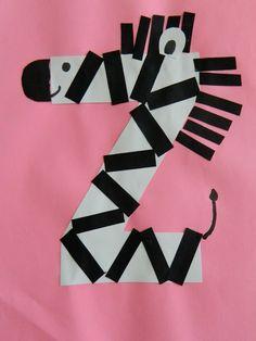 Preschool Alphabet Projects (Q-Z)