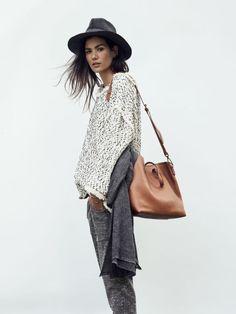 ZsaZsa Bellagio – Like No Other: Style Watch Boho Fashion, Winter Fashion, Fashion Outfits, Fashion Trends, Mode Style, Style Me, Vetements Clothing, Mode Shoes, Look Boho