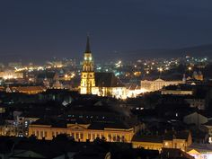 Cluj Napoca Romania, great memories there Time Travel, Places To Travel, Travel Europe, Travel Around The World, Around The Worlds, Site History, Transylvania Romania, Visit Romania, City Break