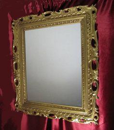 Bilderrahmen Antik  Gold 68x58 Shabby BAROCK Fotorahmen retro