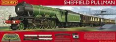 Hornby R1135 Sheffield Pullman Train Set