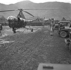 Sikorsky S-51 US Marine Corps Korea