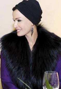 One of my biggest muses hands down...Sheikha Mozah!