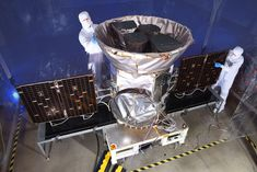 This is TESS Our Newest Planet-Hunter Follow @GalaxyCase if you love Image of the day by NASA #imageoftheday