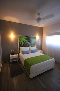 Hotel Azura Tulum: Recámaras de estilo moderno por axg arquitectos