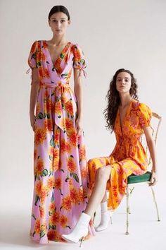 Carolina Herrera Pre-Fall 2018 Fashion Show Collection