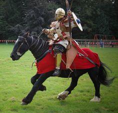 Roman cavalry (late Empire)