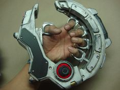 Taku Dazai - Some detail pics of the Jaeger hand controller for.