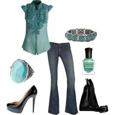 created by jennifer-garcia-llanes on Polyvore