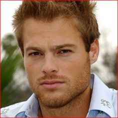 George Stults :D He would be a great Christian Grey. right, Jackie?