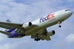 Photo of FDX McDonnell Douglas DC-10 (N370FE) ✈ FlightAware