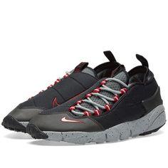 Nike Air Footscape NM (Black & Wolf Grey)